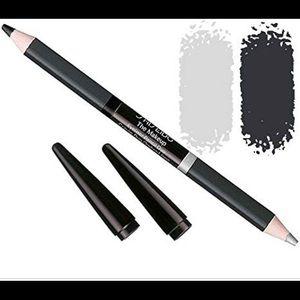 Shiseido Eyeliner Pencil Duo Moonscape D1